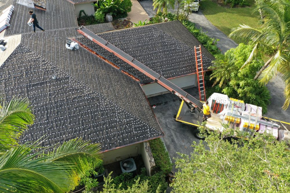 007 tile roof replacemnt
