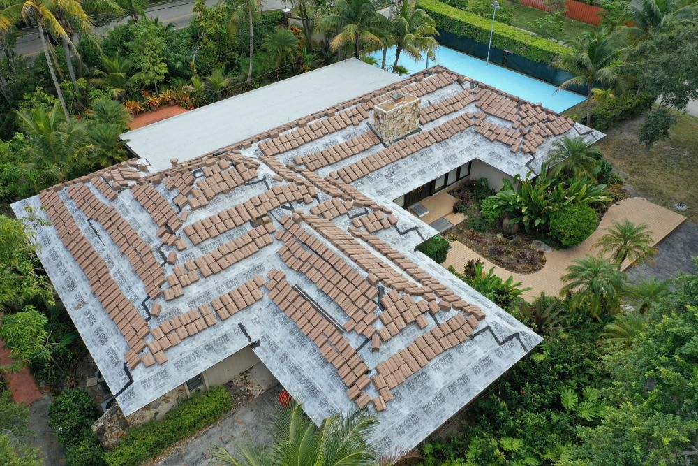 012 tile roof replacemnt