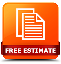 free estimate orange square button